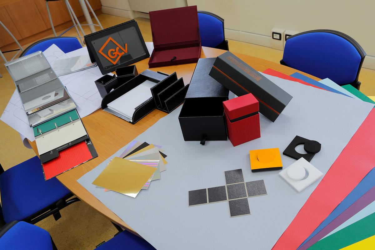 Produzione diretta scatole personalizzate in Toscana